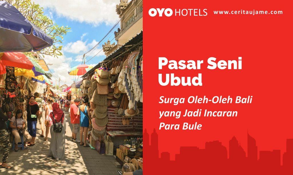 Cari oleh-oleh kerajinan Bali yang gemas? di Pasar Seni Ubud tempatnya!!
