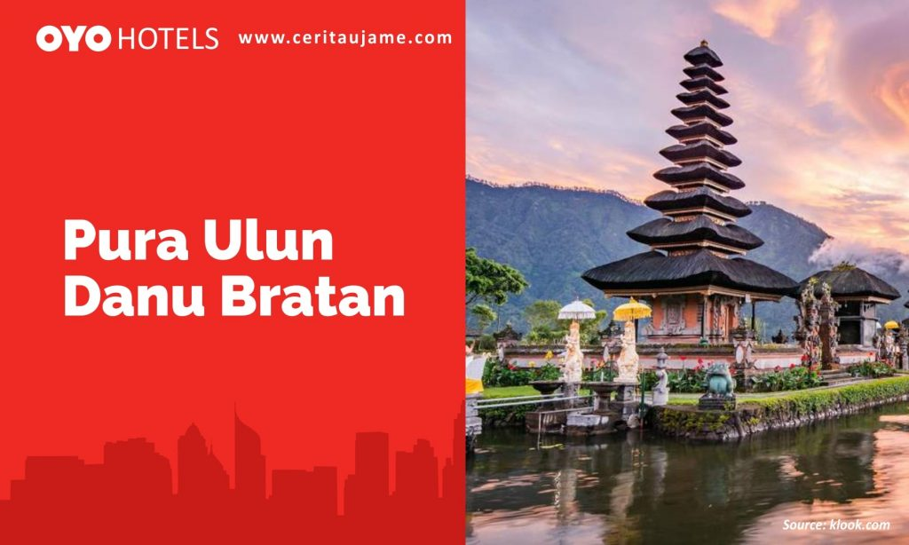 Next trip Bali mau kesini, Pura Ulun Danau Bratan